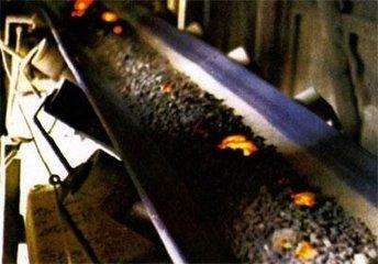 耐高温输送带使用过程中掉皮的原因介绍