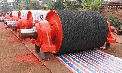 传动滚筒的结构及主要技术参数及校验
